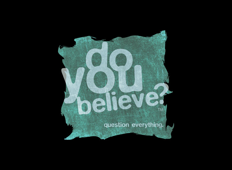 Do You Believe Logo