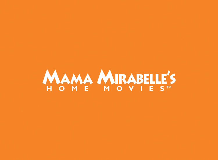 Mama Mirabelle's Home Movies Logo