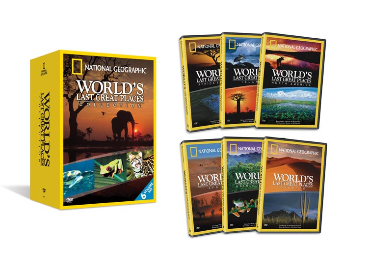 National Geographic: World's Last Greatest Places Collection